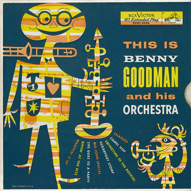 This is Benny Goodman and his Orchestra