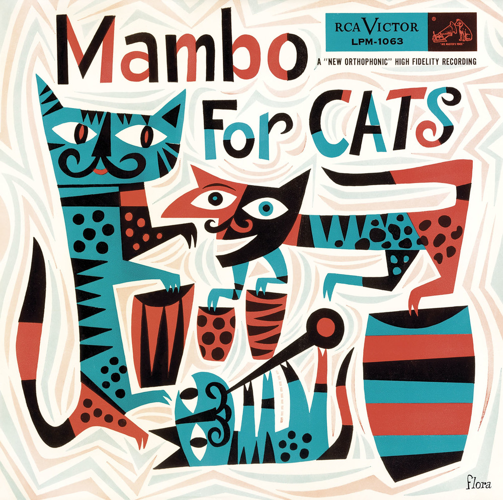 Mambo for cats 1955
