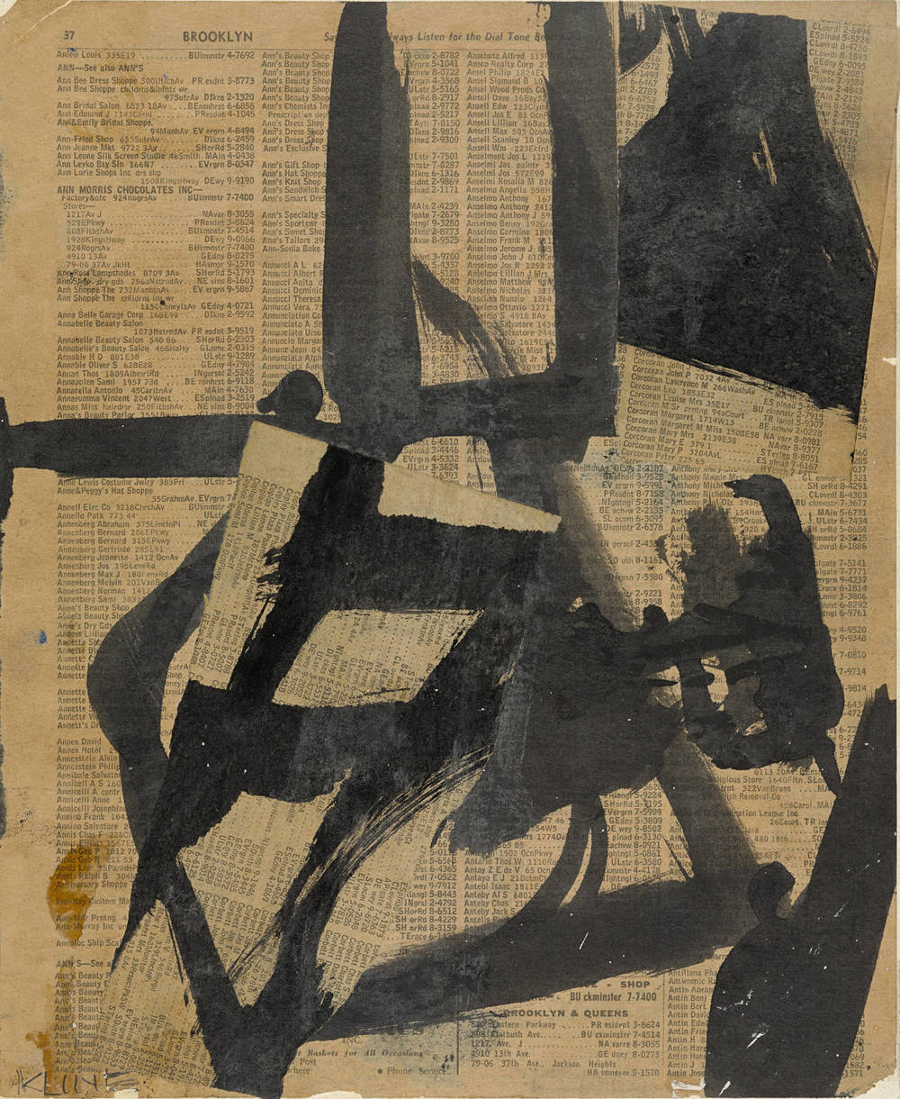 Untitled II 1953