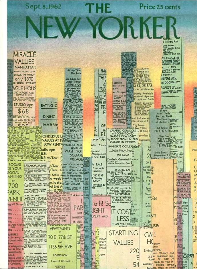 Charles E. Martin | New Yorker September 8, 1962