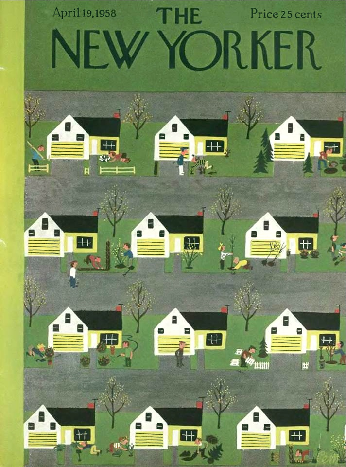 Charles E. Martin | New Yorker April 19, 1958