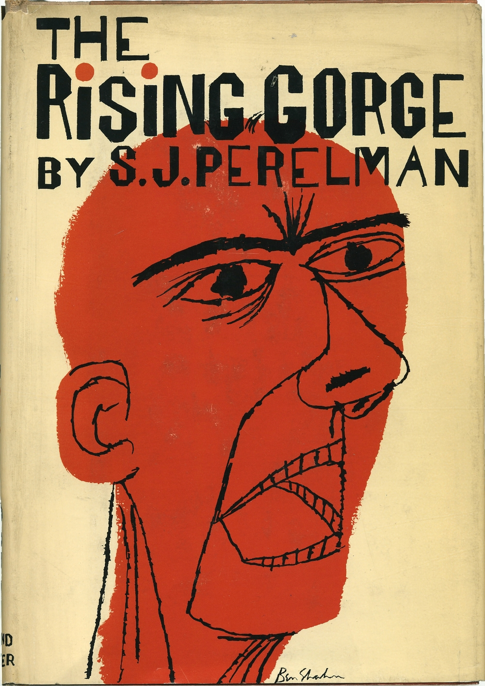 The Rising Gorge by S.J. Perelman 1961