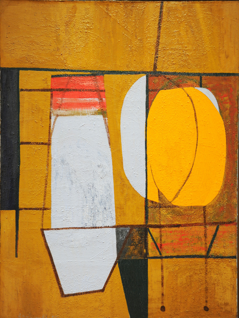 Robert Motherwell. Western Air. 1946-47. MoMA, NYC via Renzo Dionigi's  flickr