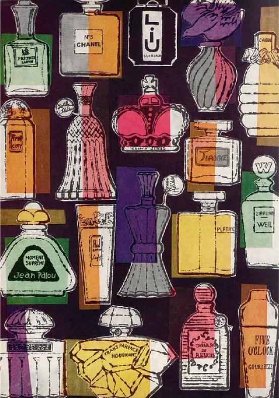 Illustration for Harper's Bazaar (1956)