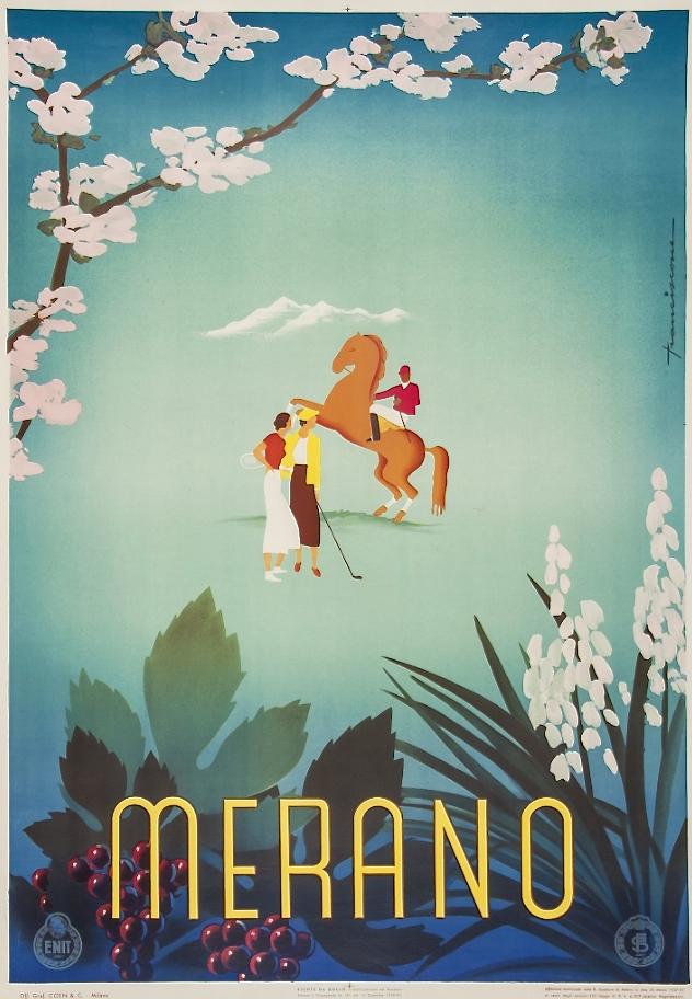 FRANCISCONE, Sergio (B.1912)MERANO1937,