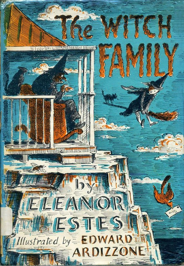 The Witch Family written by Eleanor Estes 1960