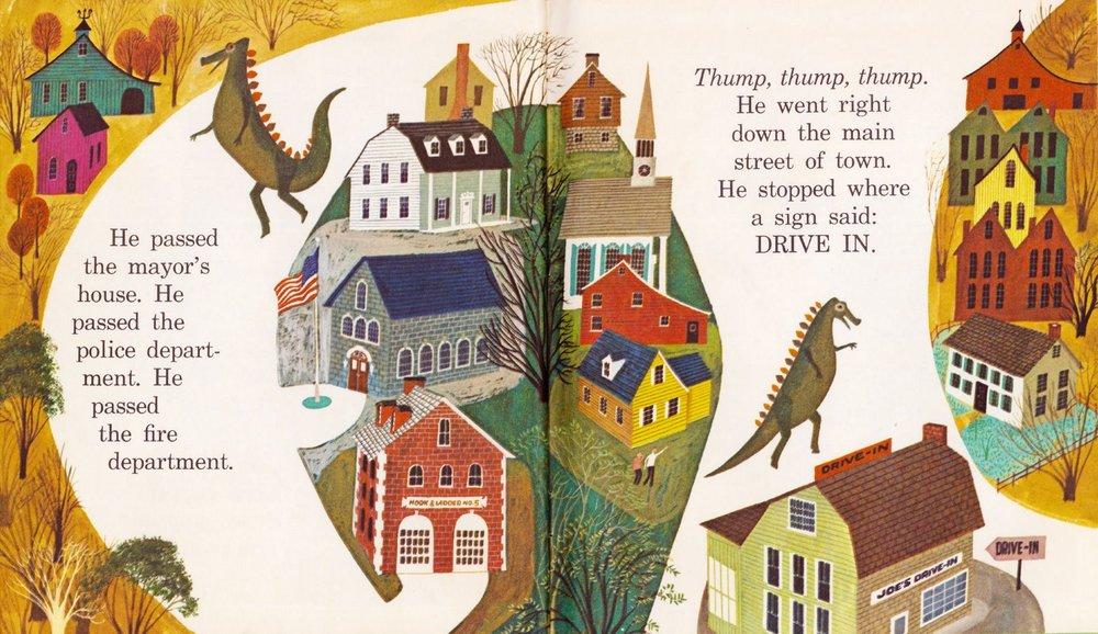 Illustrated by Art SeidenWritten by Gene DarbyCopyright 1963 via
