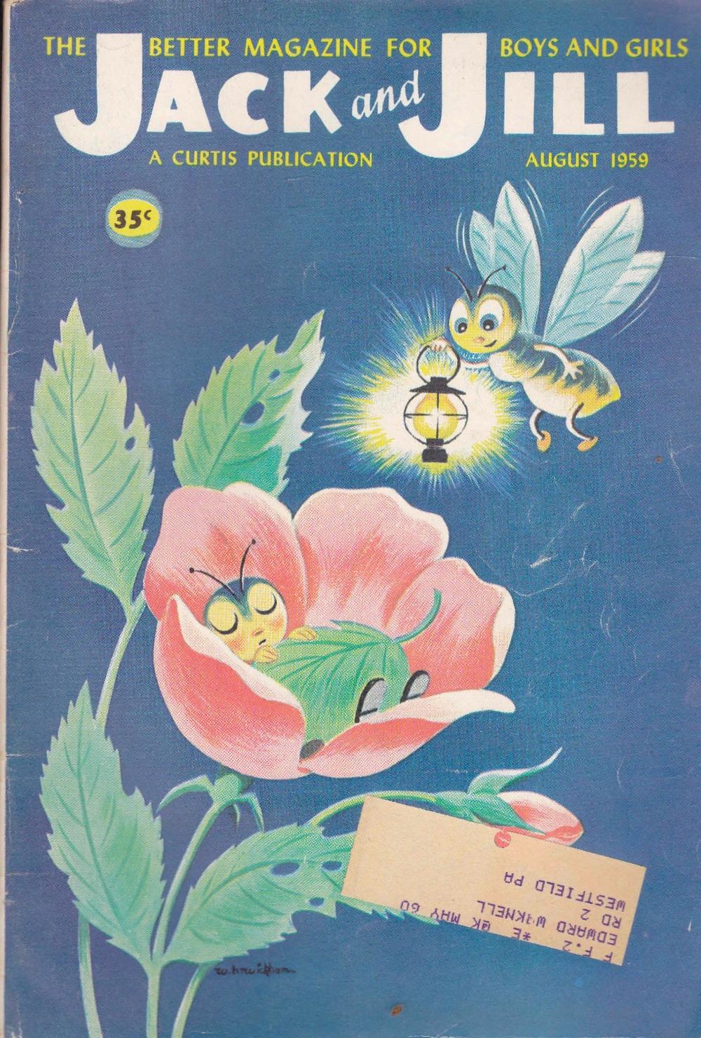 August 1959, Wilbur Wickham via ebay