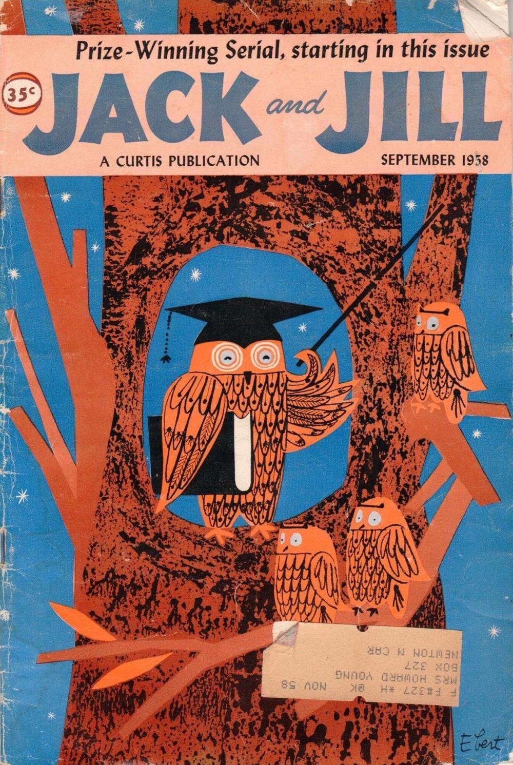 September 1958 via ebay