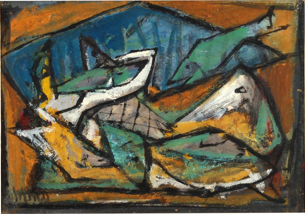 Fish Dish 1937 via Art Pane