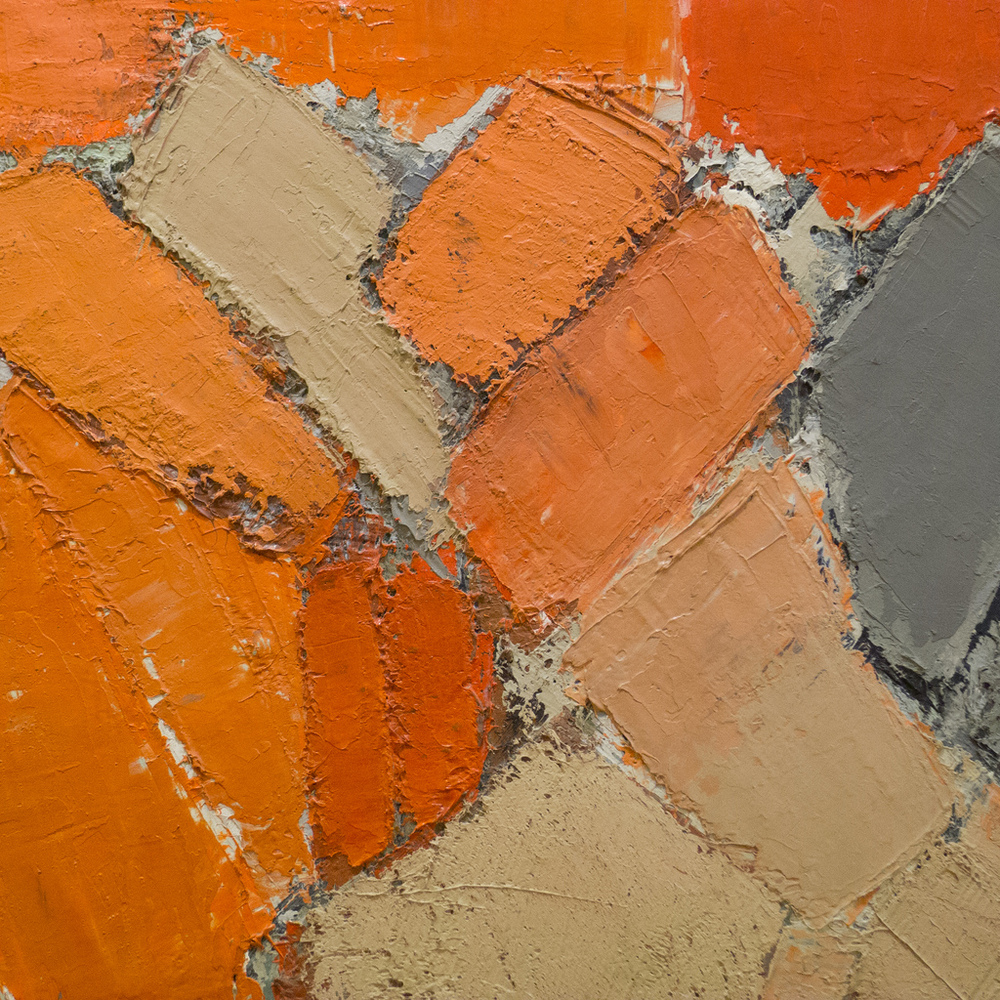 "Nicolas de Stael (1914-1955) ""Composition"" (1949) via  Denis Trente-Huittessan  on  flickr"