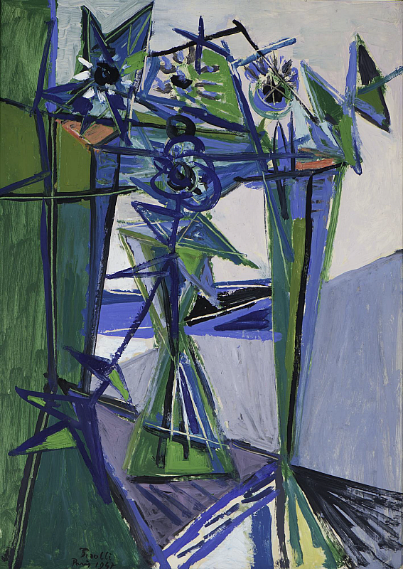 Flowers, 1947 via Moderna Museet