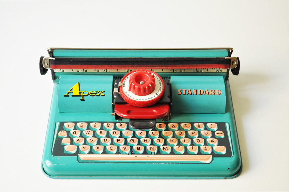 Apex Standard from the 1950s, a sold item on Etsy.