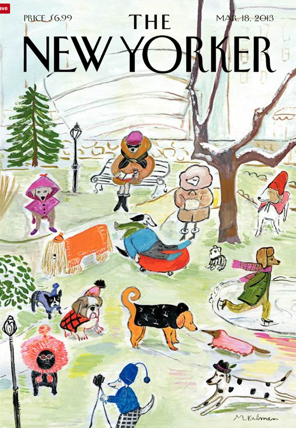 March 18, 2013 by Maira Kalman