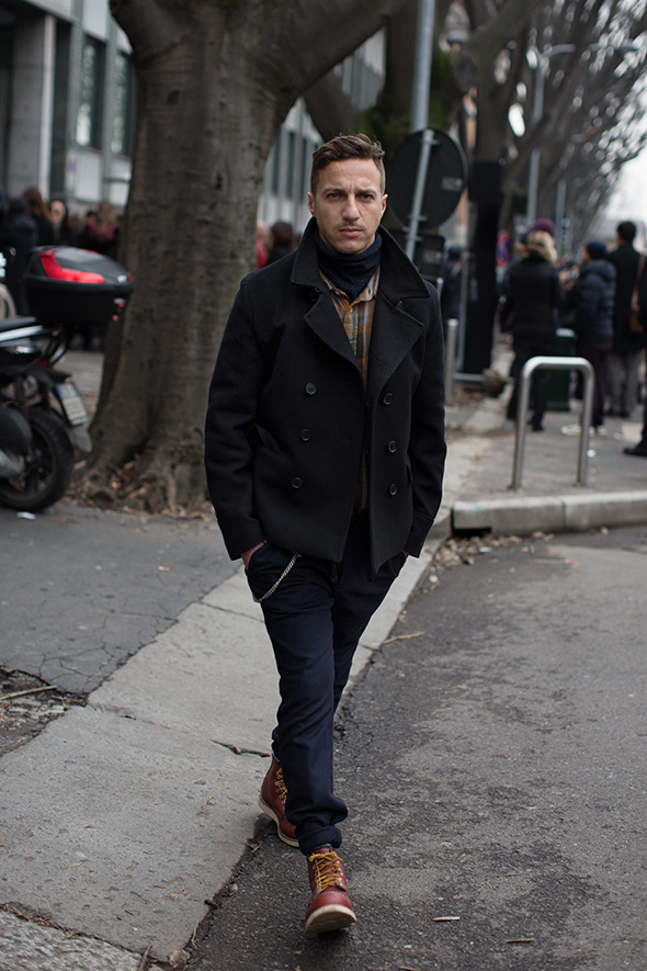 The Sartorialist Men