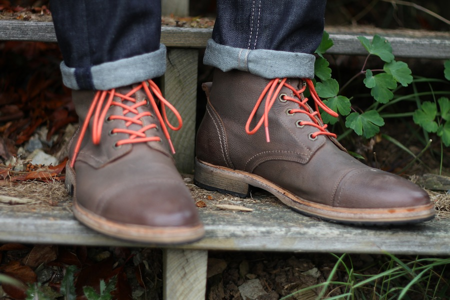 Kirk Chambers North Carolina Fall Boots