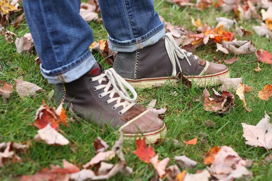 Matt Chambers North Carolina Fall Boots