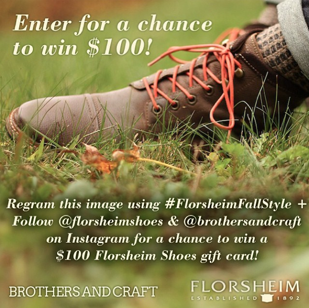 Florsheim + Brothers and Craft