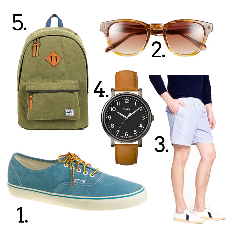 5 things to wear this spring
