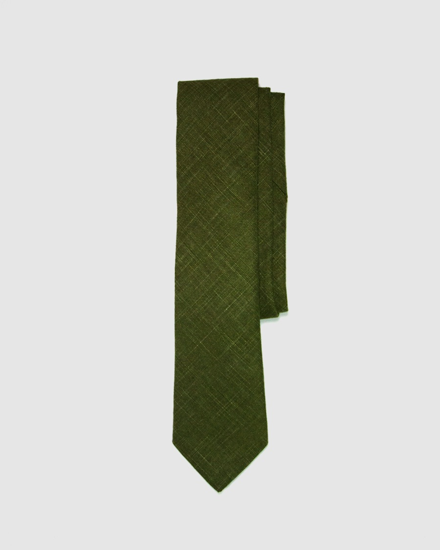 kiriko_japanese_fabric_tie_green1