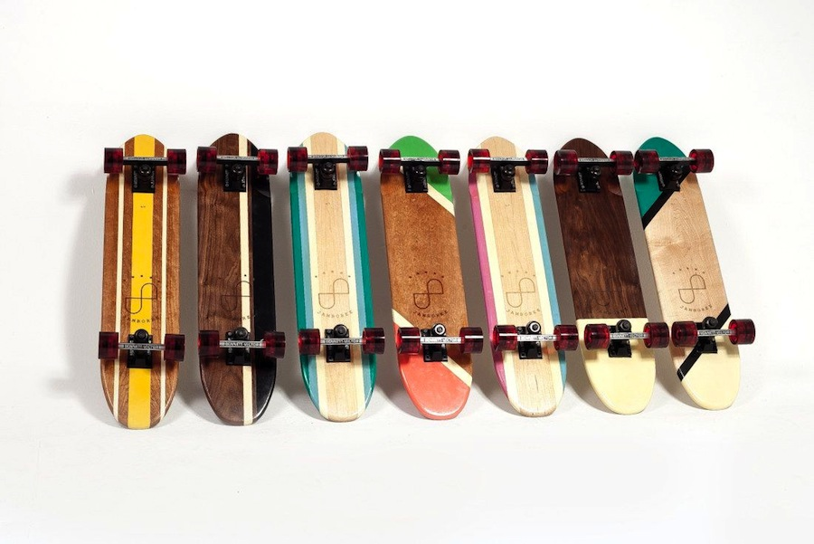 JAKE ESHELMAN - SIDE PROJECT SKATEBOARDS
