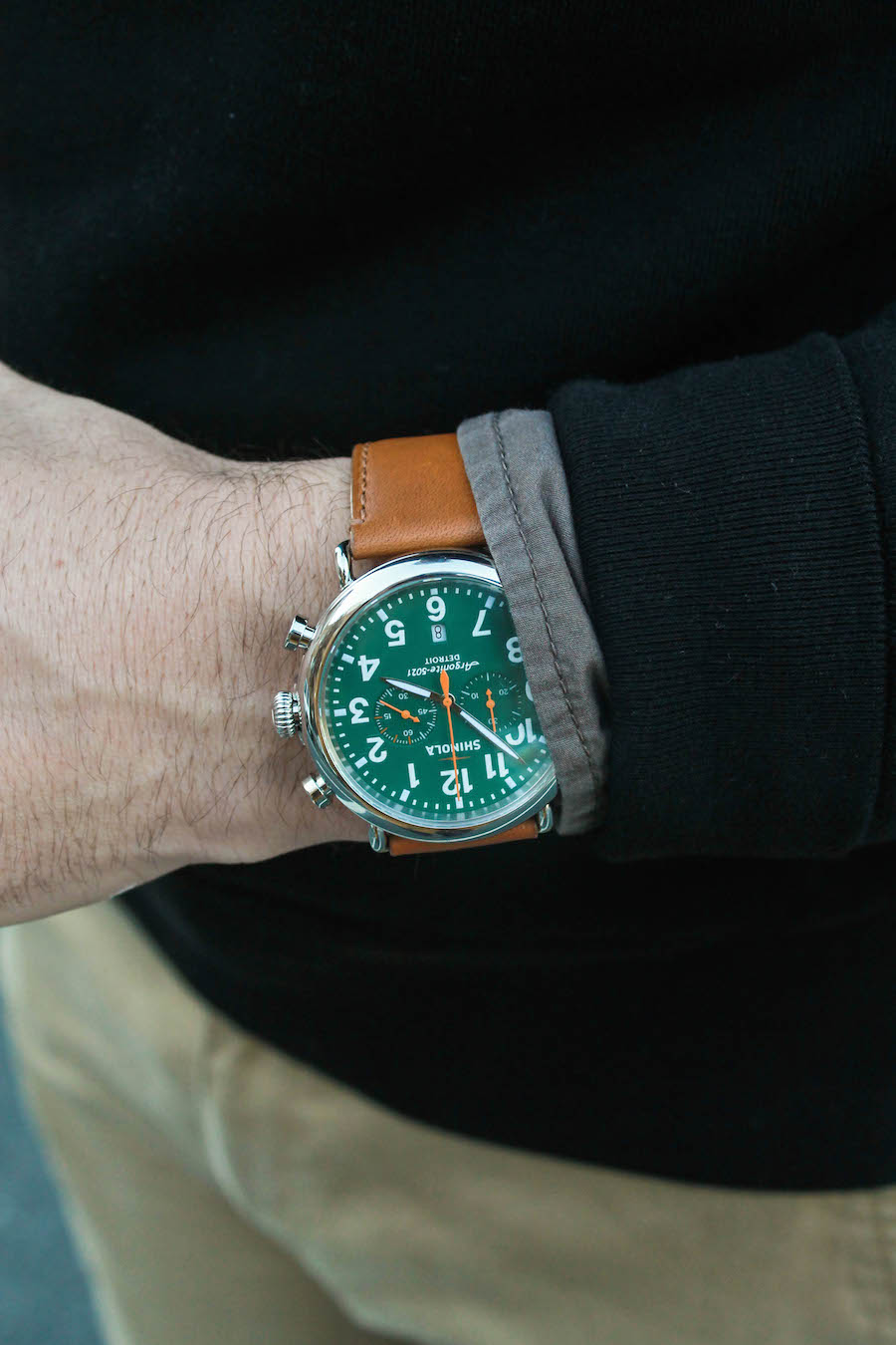Shinola x Brothers and Craft