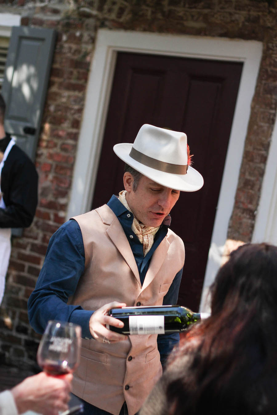 Zero George Charleston Wine and Food Festival