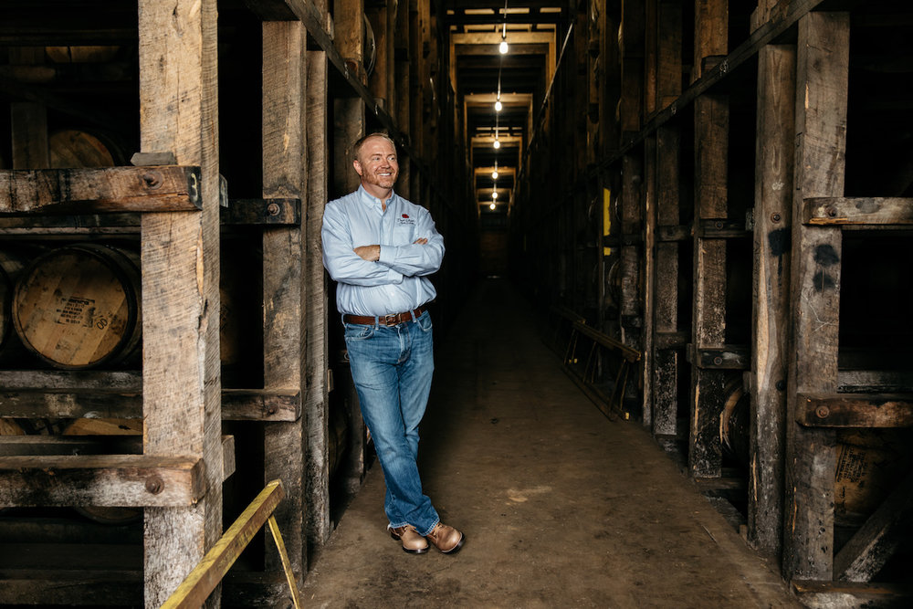 Brent Elliot - Master Distiller at Four Roses