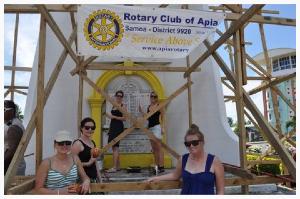 Rotary town clock.JPG