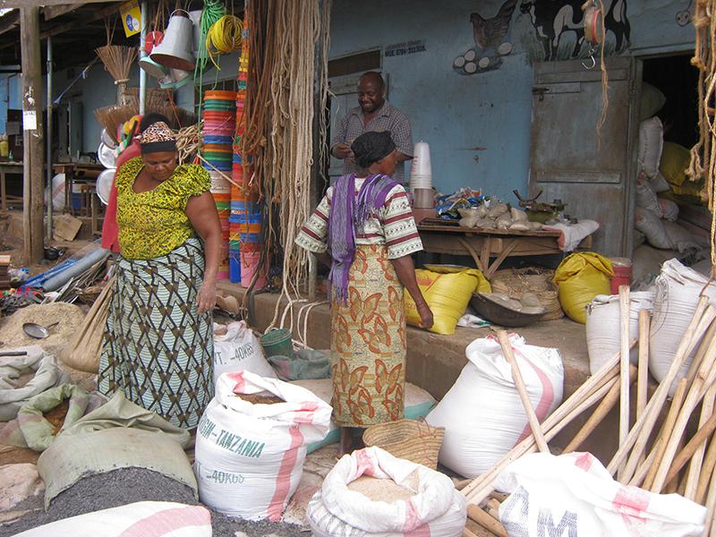 Mwika Project, Tanzania
