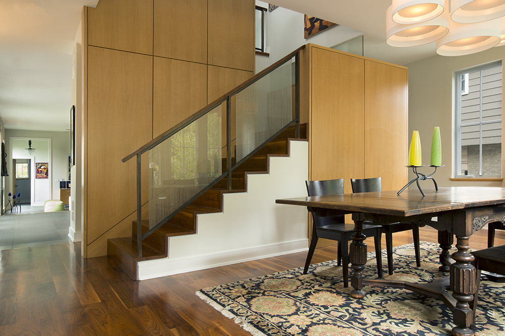 Dining Room and Stair