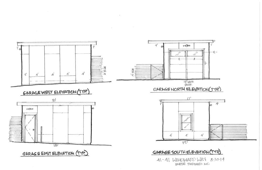 Cary's Garage Sketches