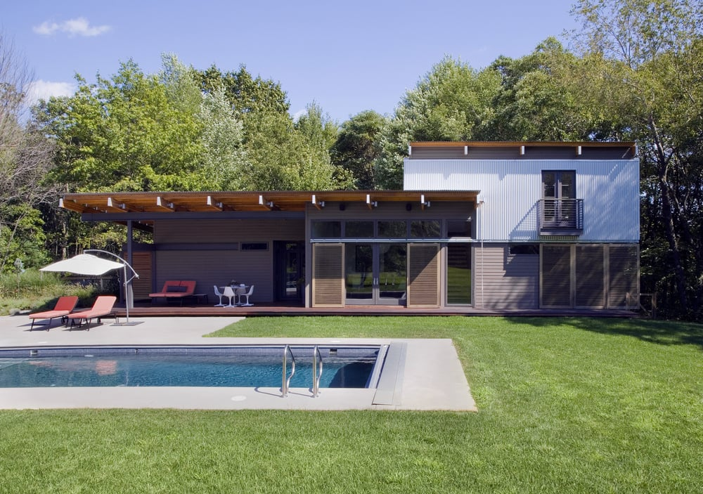 Sawyer Pool House