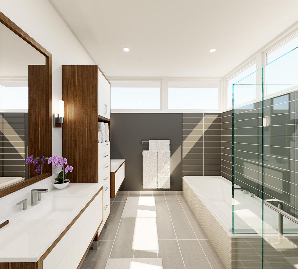 Accessible Master Bath