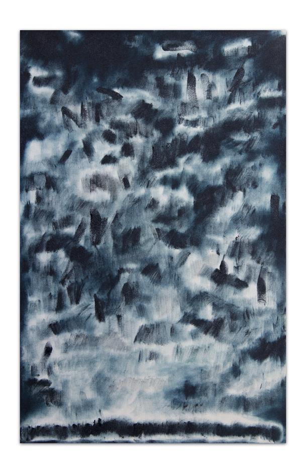 De prusia, 2013, Oil on canvas, 50 x 33 cm
