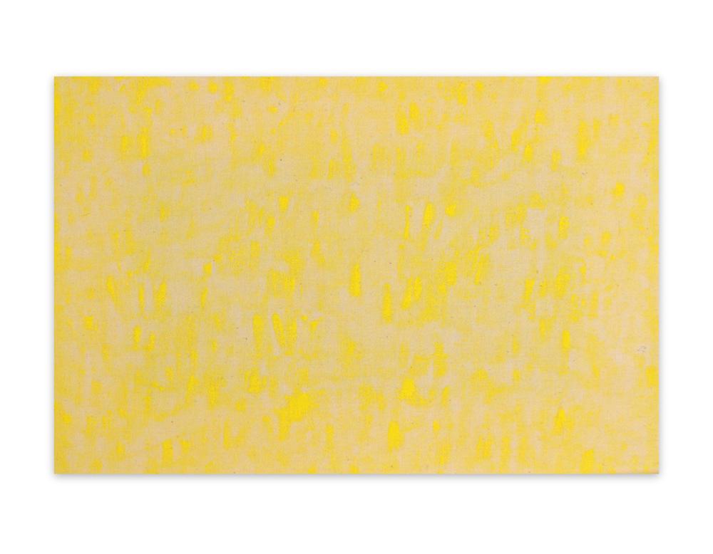 Giallo, 2012, Oil on canvas, 21 x 32 cm