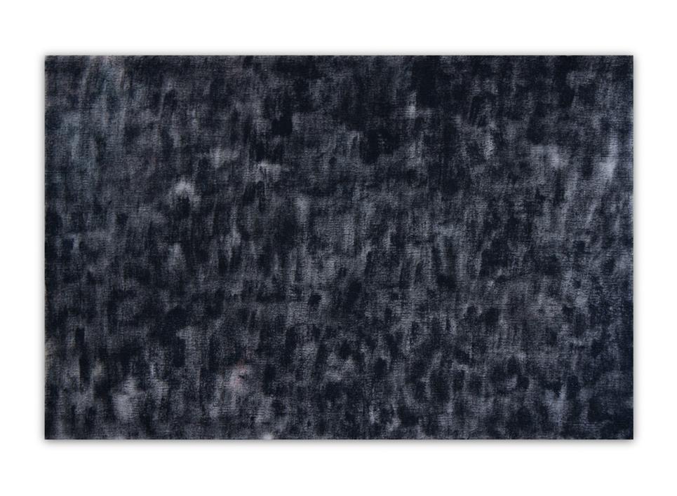 Lampenschwarz ,  2012, Oil on canvas, 21 x 32 cm