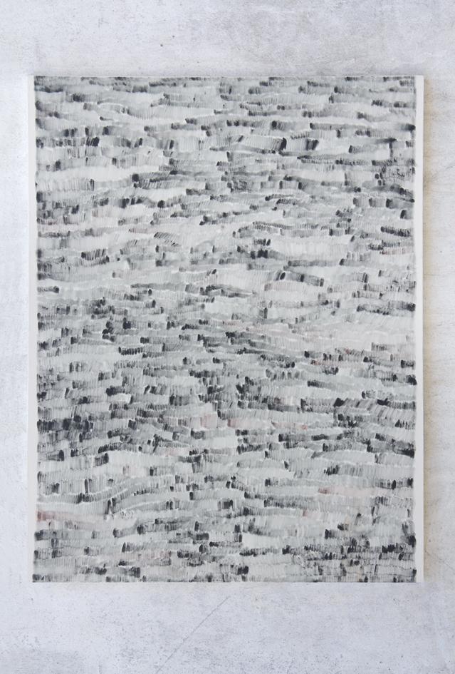 Transparente, 2012, Oil on canvas, 140 x 110 cm