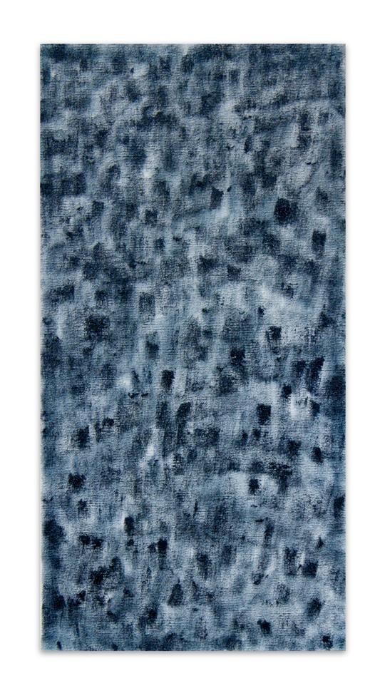 Preussisch, 2012, Oil on canvas, 33 x 17 cm