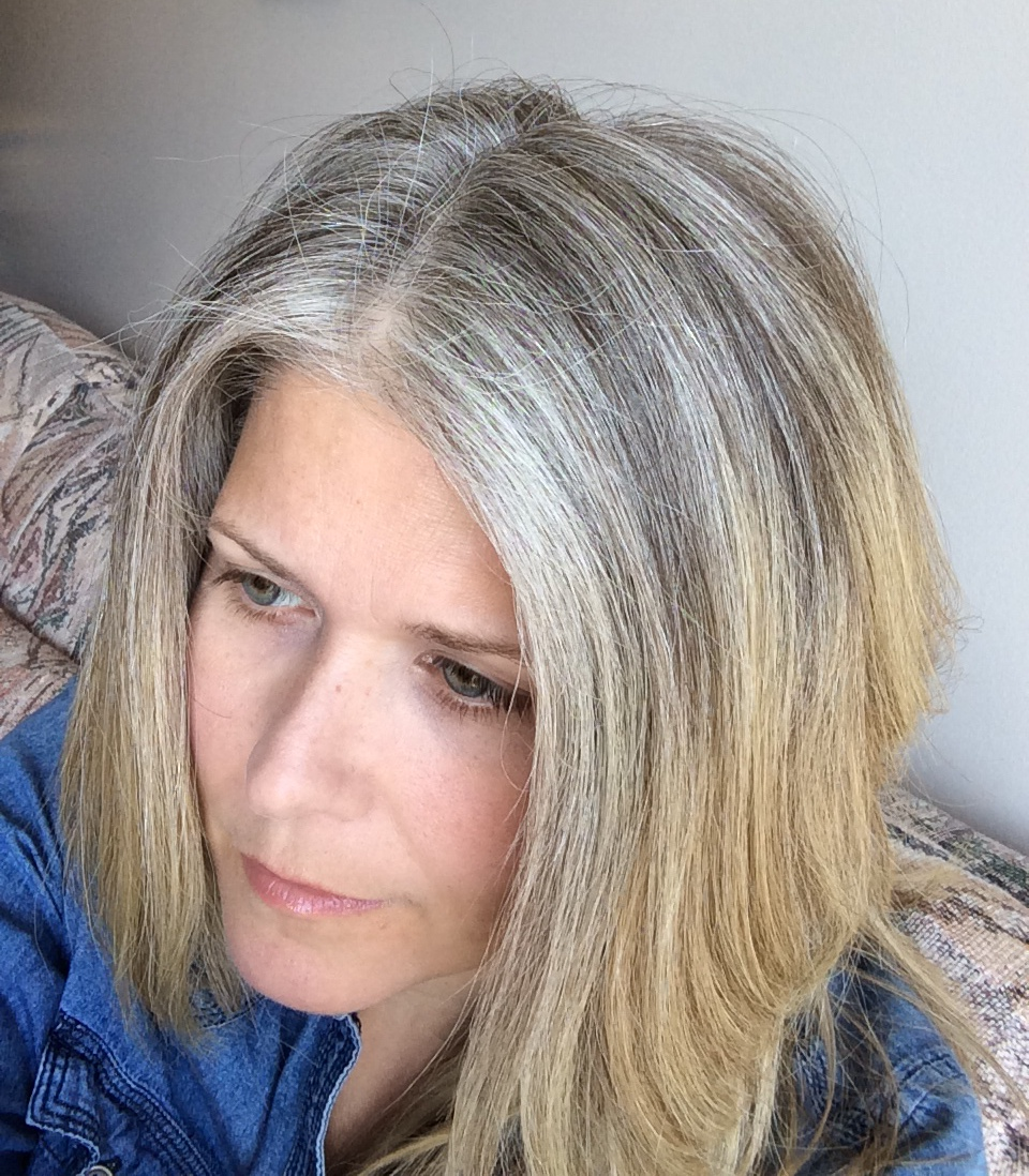 5 Reasons I Stopped Coloring My Hair. Photo taken April 26, 2014