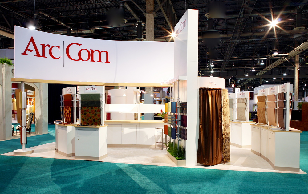 ArcCom Trade Show Exhibit