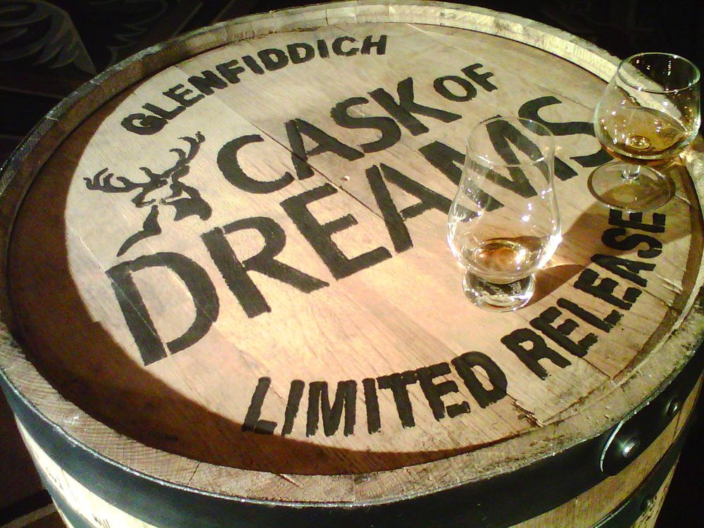 Glenfiddich Cask of Dreams