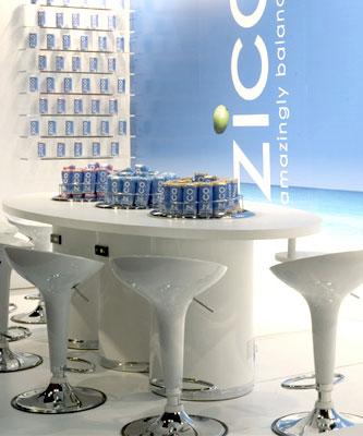 Zico Branded Environment