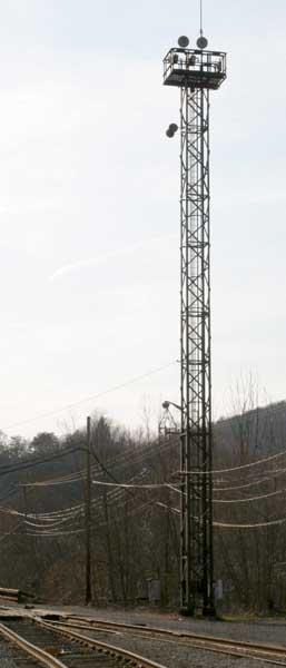 Yard Light Tower Alkem Scale Models