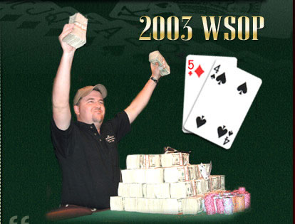 Chris Moneymaker [image source: http://www.blindbetpoker.com/img/wsop/wsop2003money.jpg]