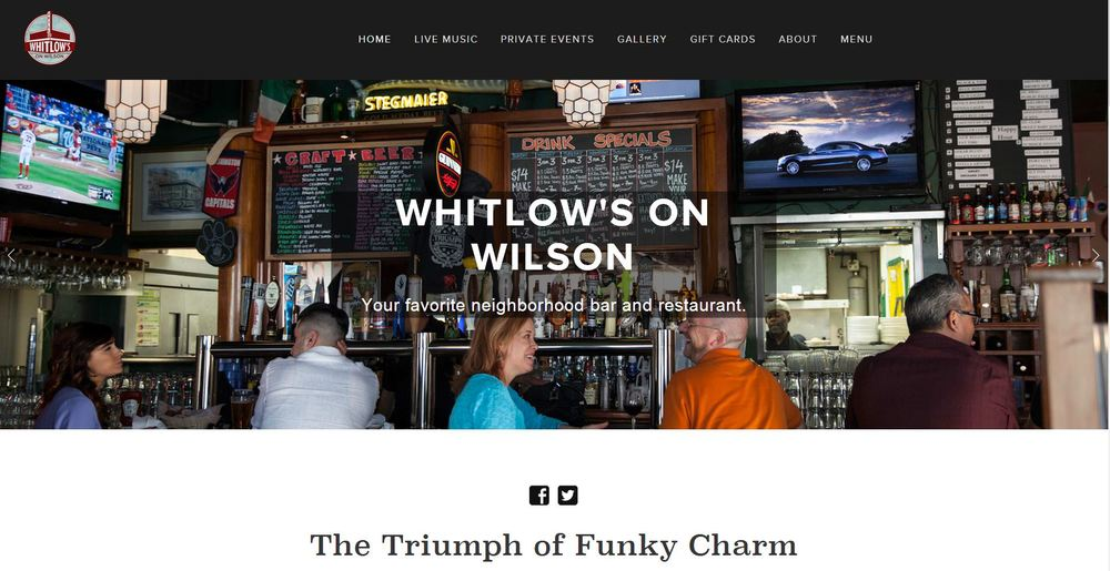 Whitlow's