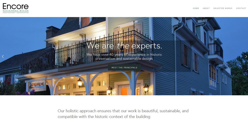 Encore Sustainable Design