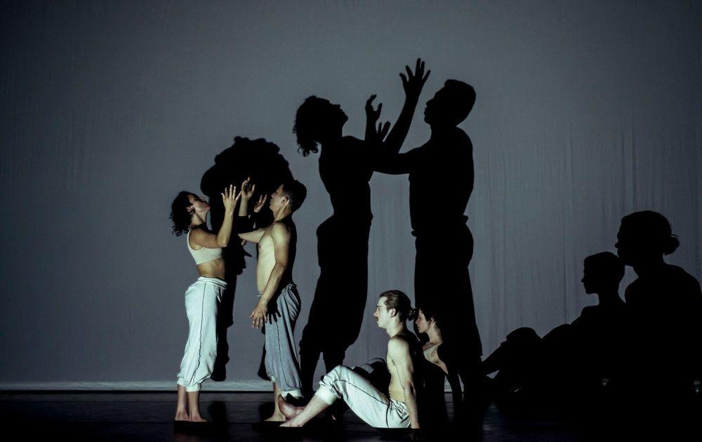Anna Seymour & Elvin Lam left, Luigi Vescio , Amanda Lever on the ground - shadows.jpg
