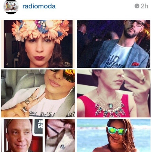 RADIO MODA listed the Heartshape Hotel flower crowns as one of the most trending accessories in 2013!