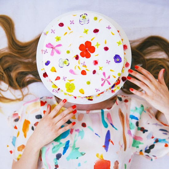 🍰 cake 🍰 cake 🍰 cake 🍰 cake #amazing inspo via @designlovefest #heartshapehotel #flowercrowns #flower #cake #lover #inspiration